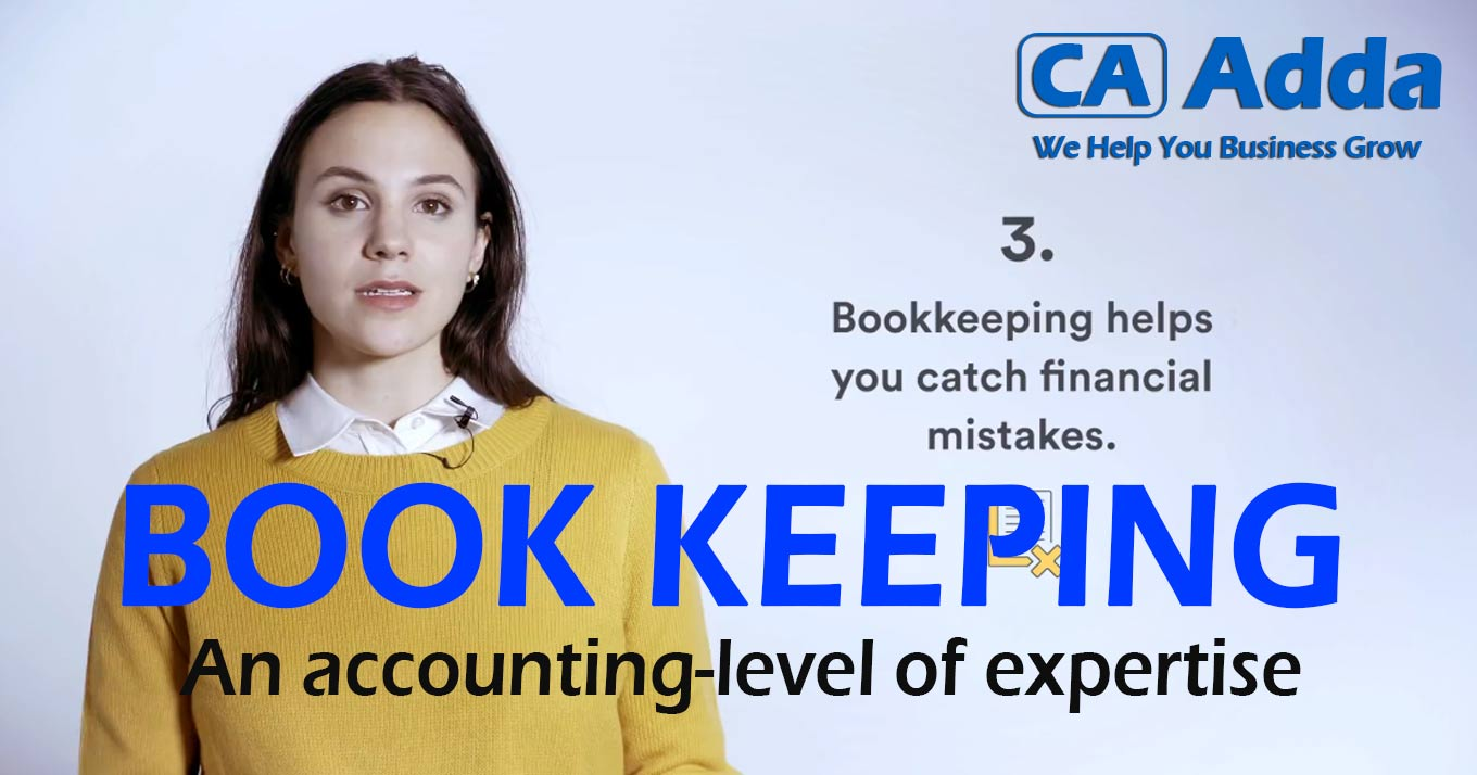 Book Keeping Benefits